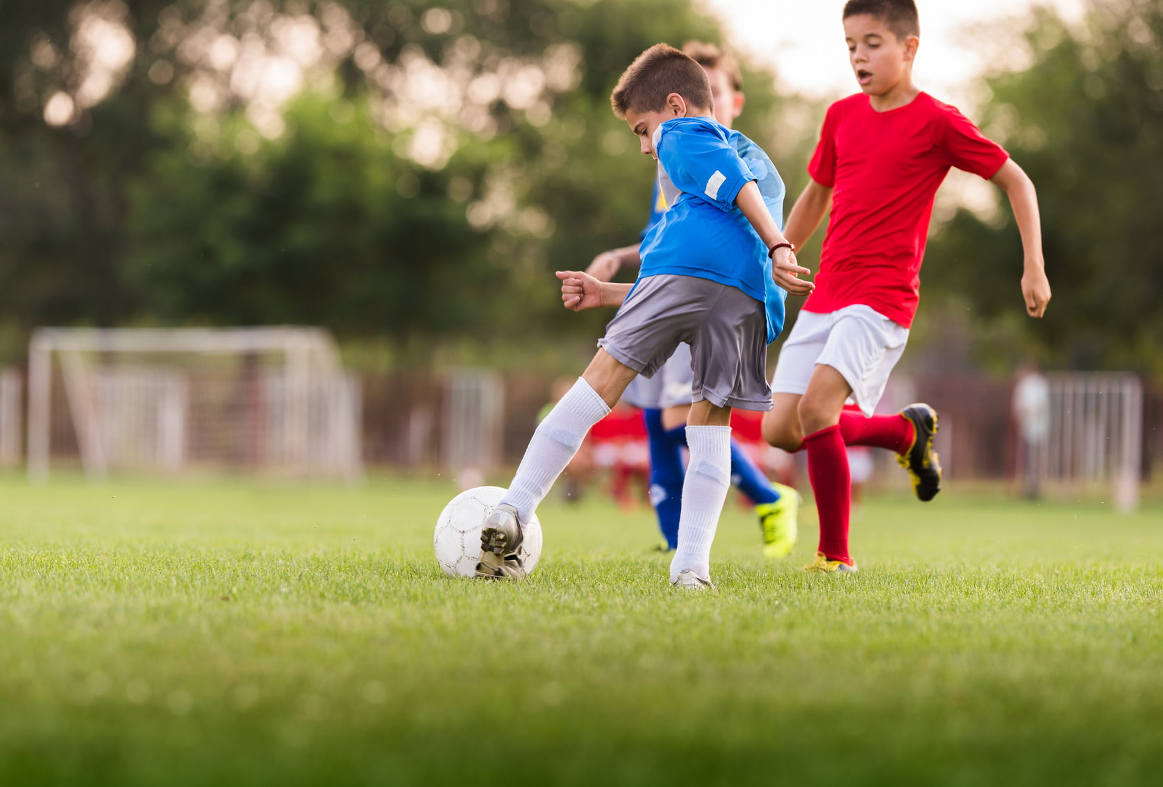 How to Avoid an ACL Injury In Soccer